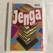 Jenga world tour- Nintendo Wii game