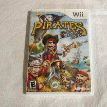 Pirates - hunt for Blackbeard's booty - Nintendo Wii game
