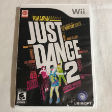 Just dance 2 Nintendo Wii game