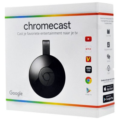 chromecast - streaming device-1