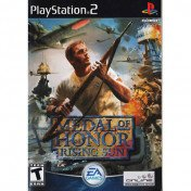 Playstation – Medal of Honour Rising Sun - ps2 game