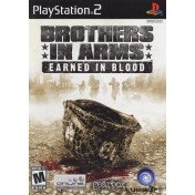 Playstation – Brothers In Arms / Earned in Blood - ps2 game