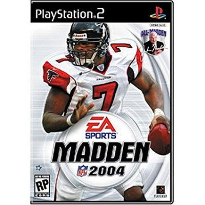 playstation – madden 2004 - ps2 game