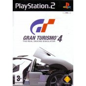 Playstation – Grand Turismo 4 - ps2 game