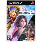 Playstation – Final Fantasy X-2 - ps2 game