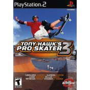 Playstation – Tony Hawk's Pro Skater 3 - ps2 game