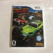 Monster truck mayhem- Nintendo Wii game