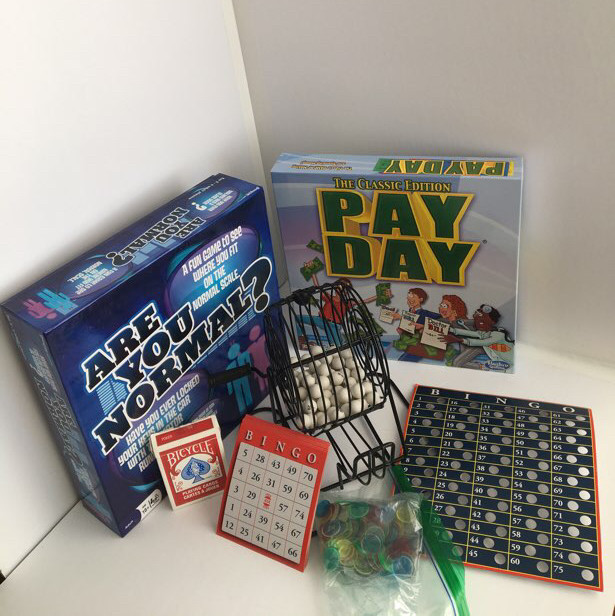 Boardgame package