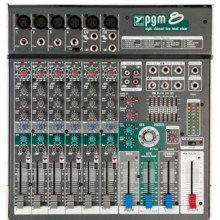 Yorkville 8-channel Pgm8 sound board