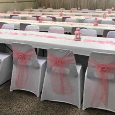"""90"""" by 156"""" white table cloths-1"""