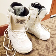 Orion women snowboarding boots size 10