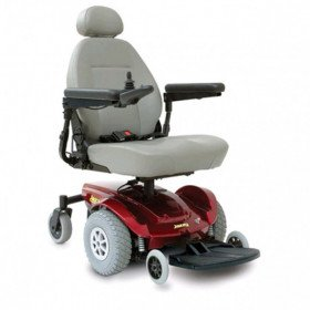 Powered wheelchair - Jazzy Select 6 Ultra