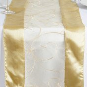 Champagne – Table-Runner - Embroider