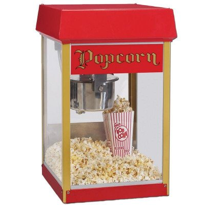 popcorn machine - table top