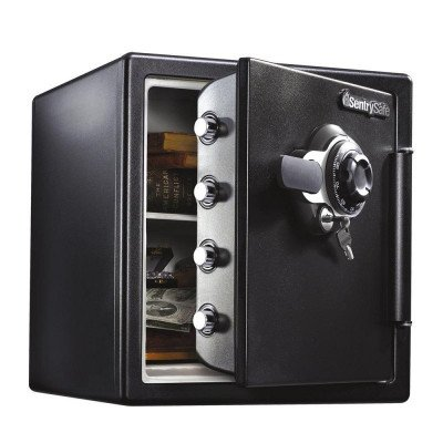waterproof safe with dial combination-1