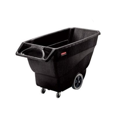 Garbage Cart, 400 Lb Capacity picture 1