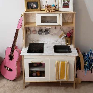 Ikea kids play kitchen