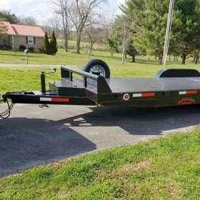 2017 Sampson 20 utility trailer