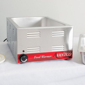 Avantco Full Size Electric Countertop Food Warmer