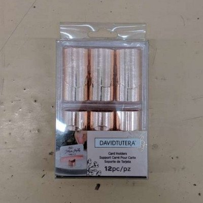 Card holders - rose gold picture 2