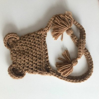 newborn animal hat set-3