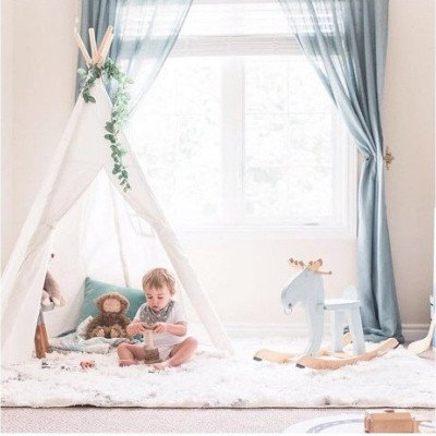 child play teepee prop