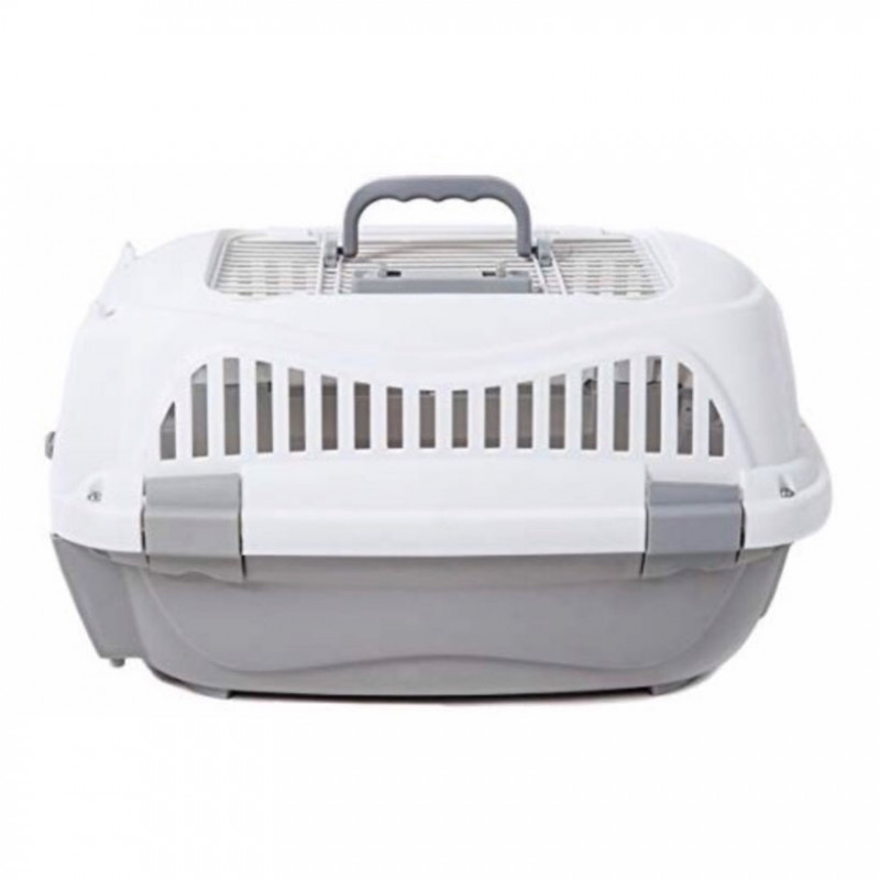 Small pet carrier- 2 door