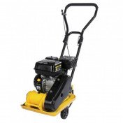 gas-powered plate compactor