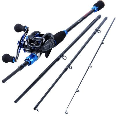 fishing rod and reel-1