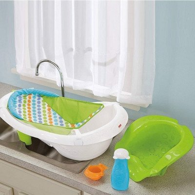 fisher-price 4-in-1 sling 'n seat tub-2