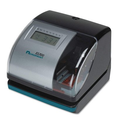 electronic time recorder-1