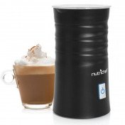 electric milk frother warmer