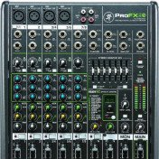 8-channel professional mixer