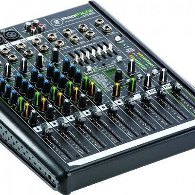 8-channel professional mixer-1
