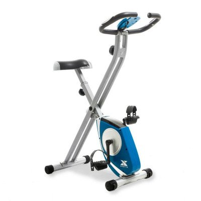 upright exercise bike-1