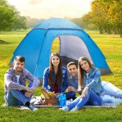 3 person tent for camping automatic pop up waterproof tent