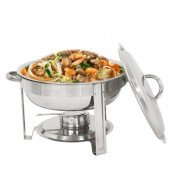Stainless Steel Chafing Dish Round