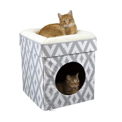 stackable cat cube-1