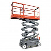 Scissor Lift, 19 ft., Electric Powered