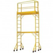2-story rolling scaffold tower