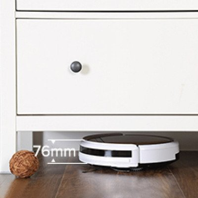 robotic vacuum with water tank-4