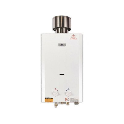 propane gas portable tankless water heater-1