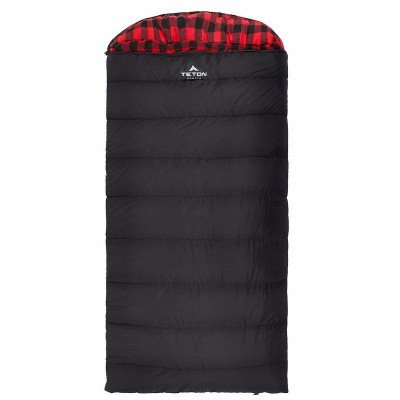 comfortable sleeping bag for camping