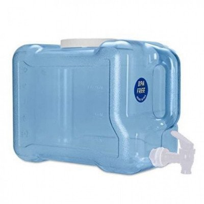 2 gallon beverage water container