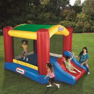 jump n slide bouncer