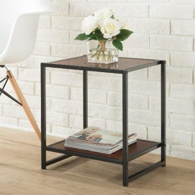 15 inch square side table
