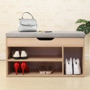 hall shoe rack bench
