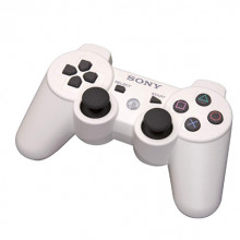 PlayStation 3 controller - white - PS3