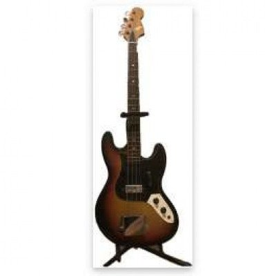 marlin electric bass guitar and tube amp-4