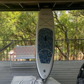 Inflatable SUP - Feath-R-Lite